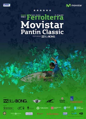 Cartel Movistar PantinClassic2010