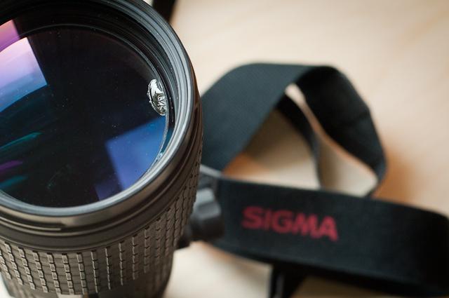 Objetivo Sigma 100-300 F:4