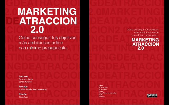 Alternativa Diseño eBook Marketing de Atracción 2.0