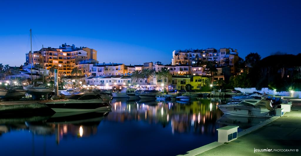 Puerto de Cabopino, Marbella
