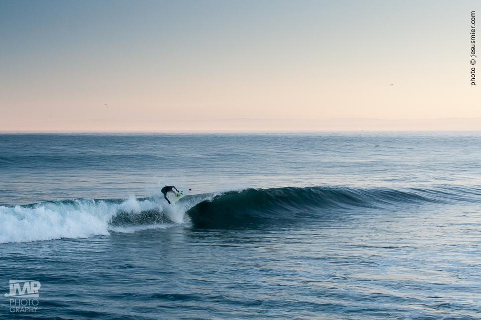 Surf en Chile - Brian Sanders