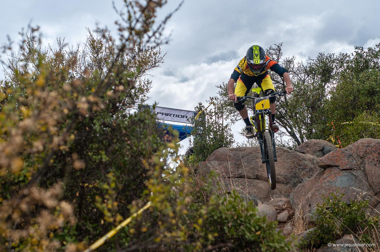 Diciembre 2014 - Directv Downhill Open. Rider: Pedro Ferreira