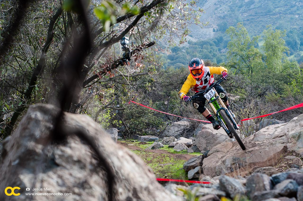 Catemu Open Race 2015, Rider: Francisco Matías - Foto: Jesus Mier