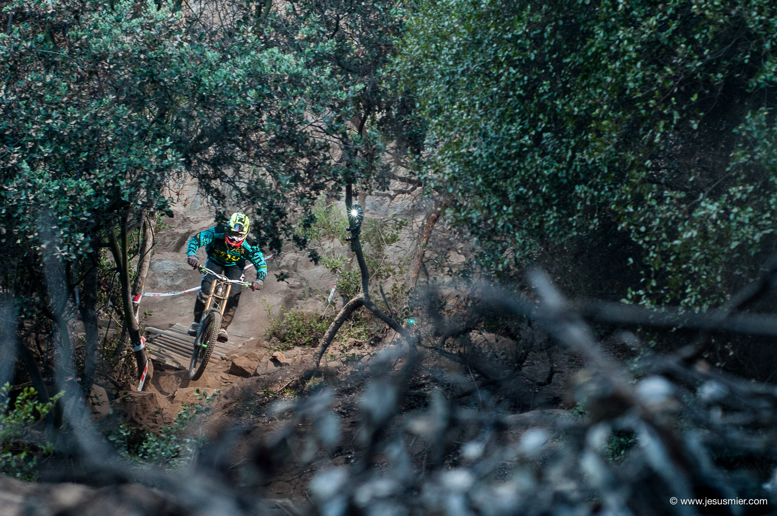 Rocatemu 2015, Rider: Jorge Monzon - Foto: Jesus Mier