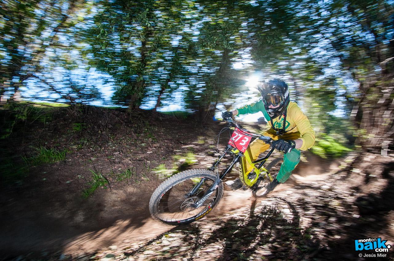 MOT -  Puchuncavi 2015. Rider: Ale Caerols Foto: Jesus Mier