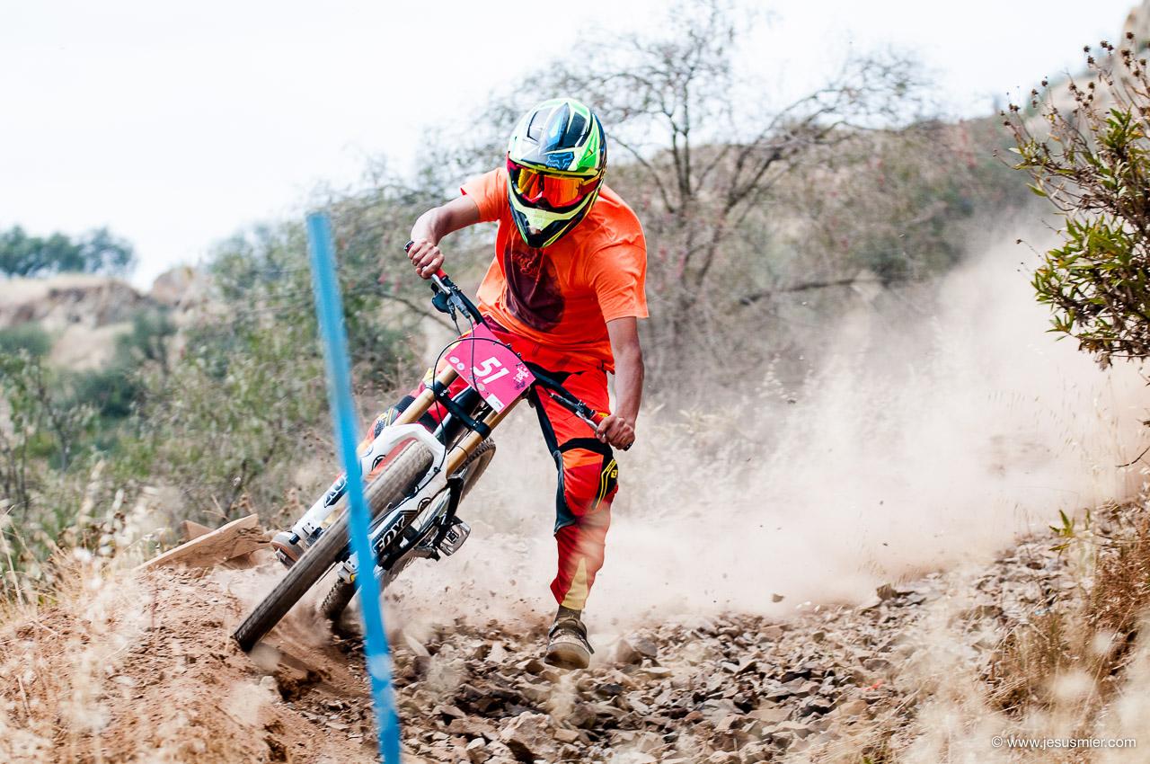 Master of Time, La Calera 2014. Rider: Cristian Jeira Foto: Jesus Mier