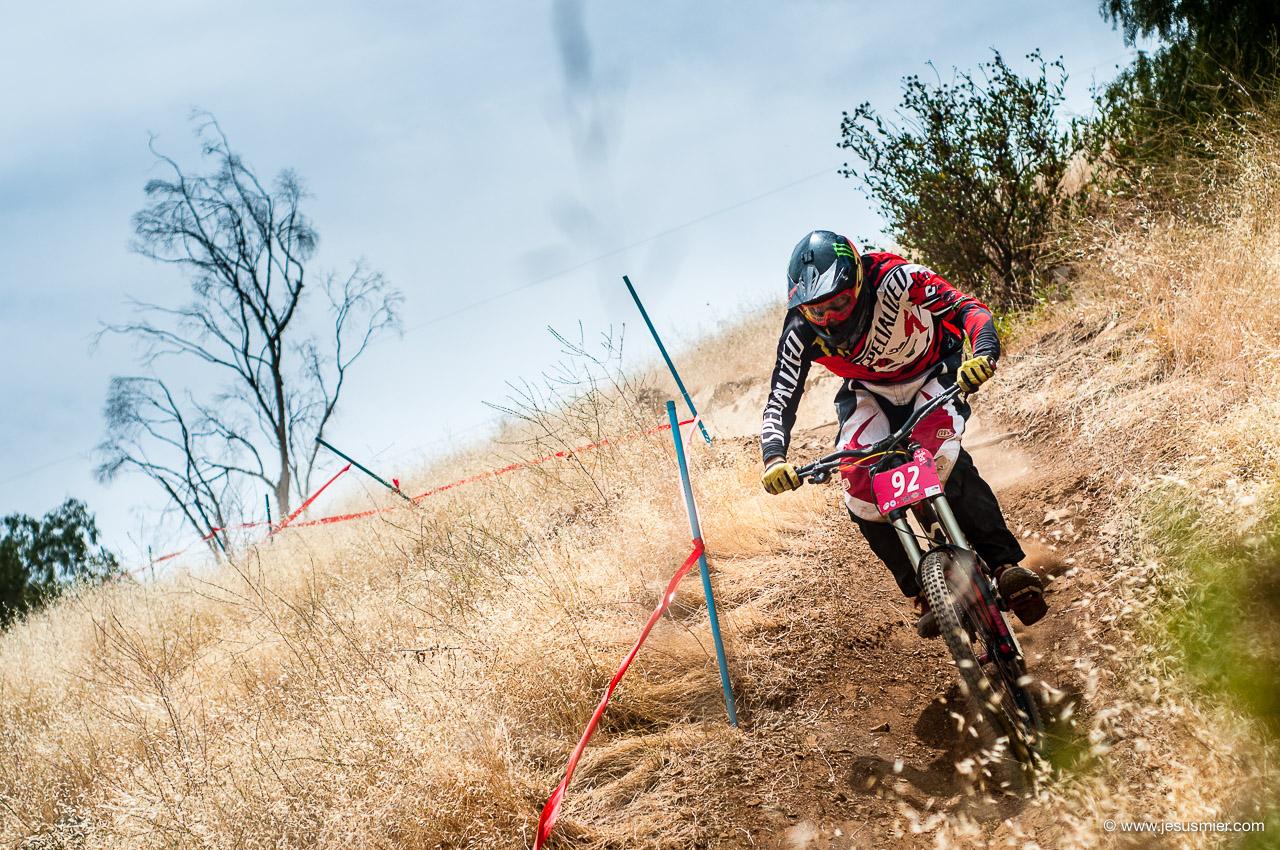 Master of Time, La Calera 2014. Rider: Guga Ortiz Foto: Jesus Mier