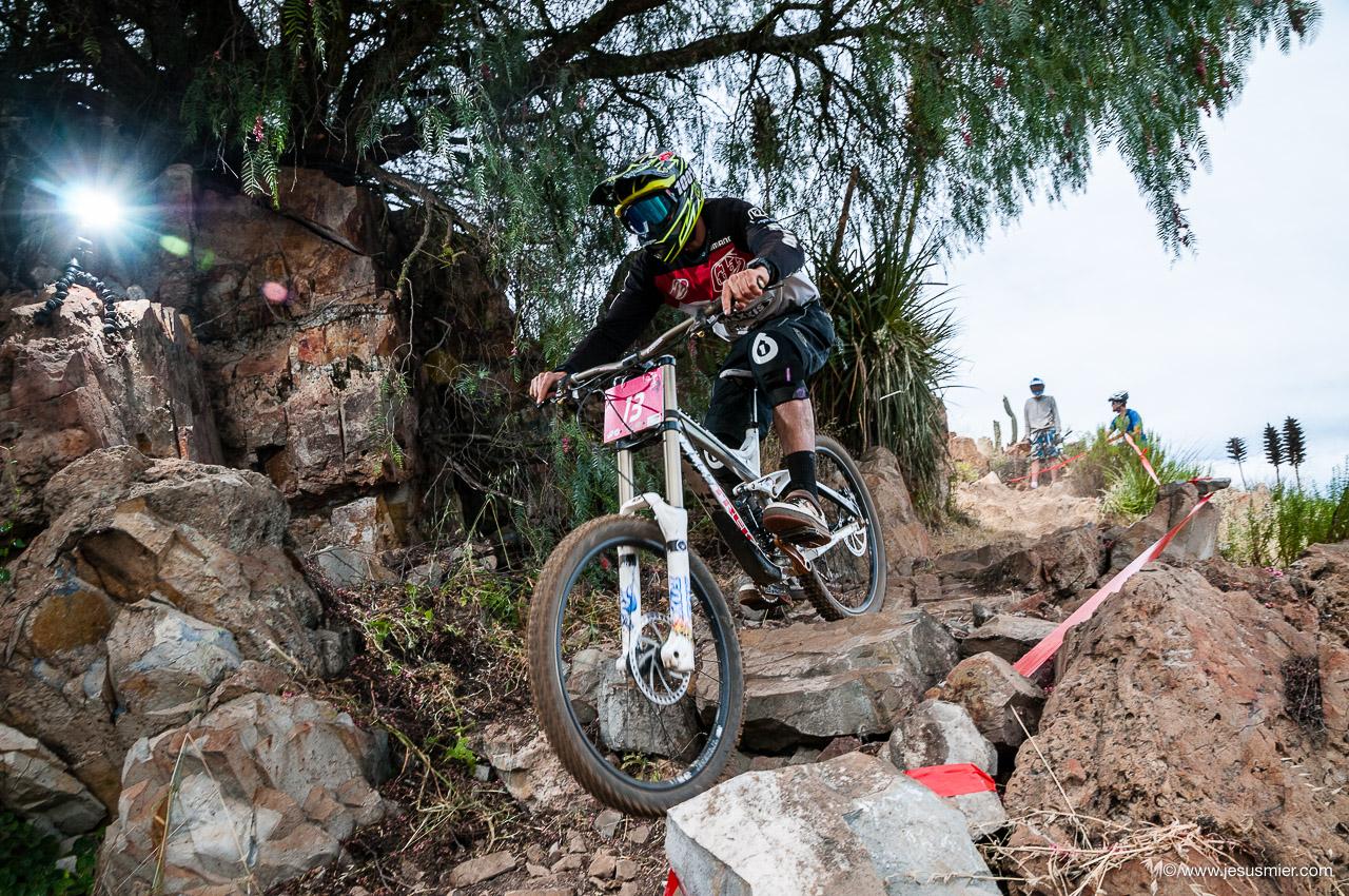 Master of Time, La Calera 2014. Rider: Josue Saavedra Foto: Jesus Mier