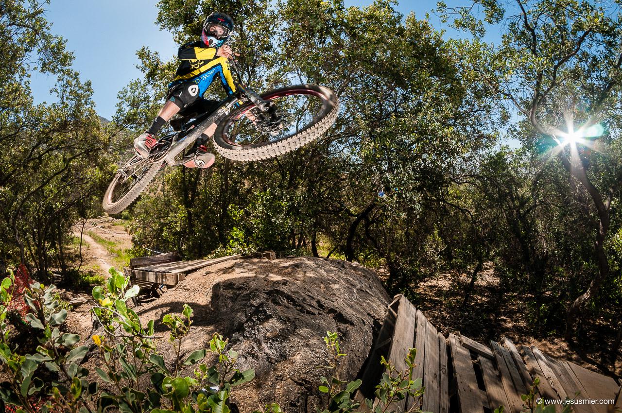 Rocatemu Round 2 - 2015 - Rider: Ignacio Diaz. Foto: Jesus Mier