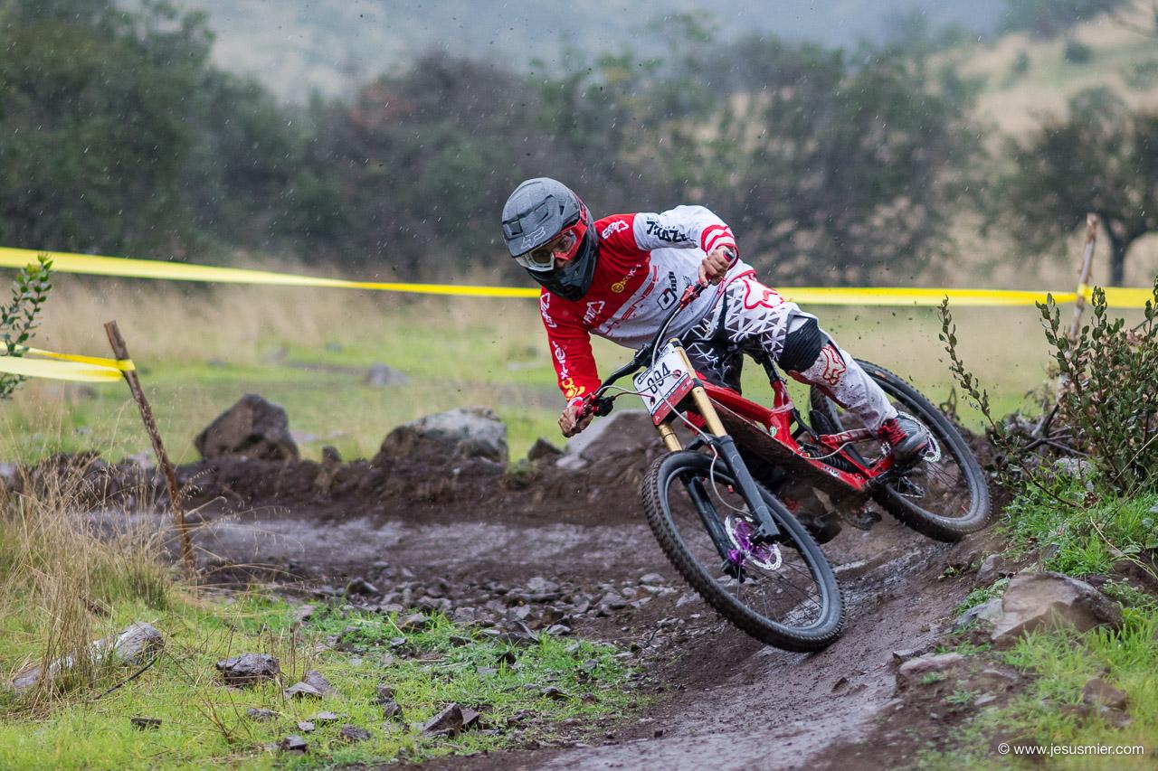 Cristian Jeira, Polpaico Open Race 2016, Foto: Jesus Mier