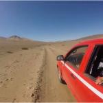 Recorriendo el desierto de Atacama 4×4, Epica Gaes Atacama 2016, Chile.