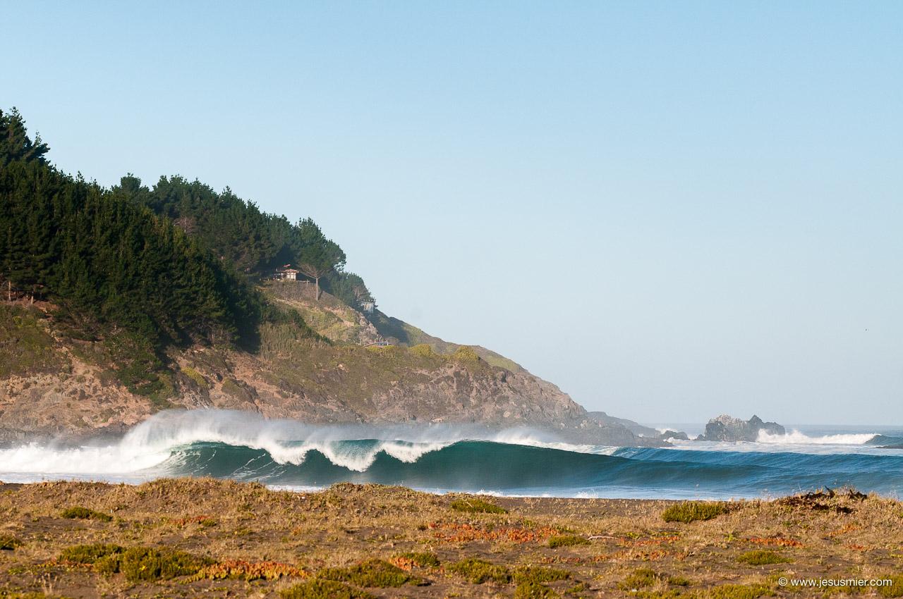 Surf Trip por Chile Marzo 2013. Foto: Jesus Mier