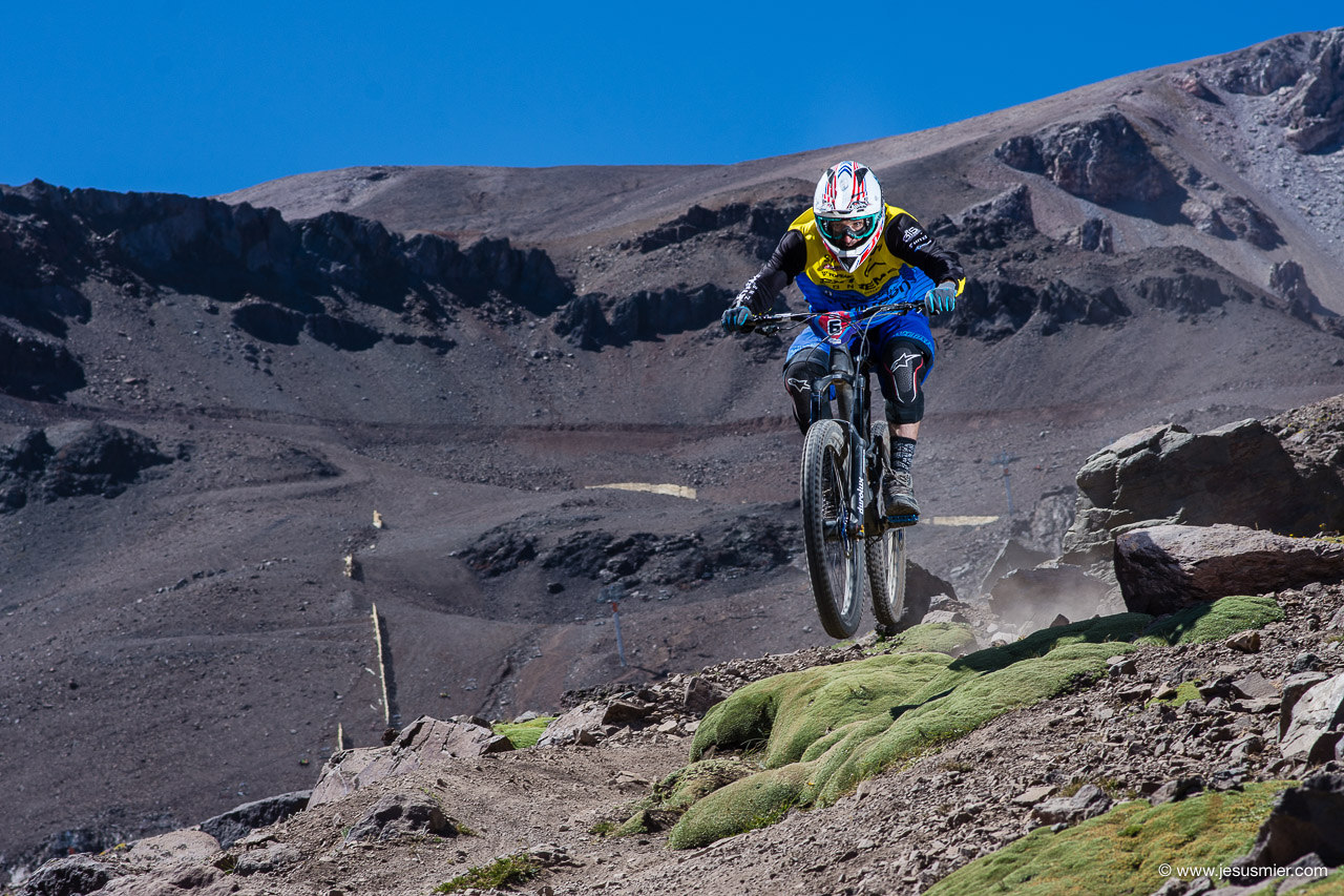Antonio Leiva, Montenbaik Enduro Series 2017, La Parva