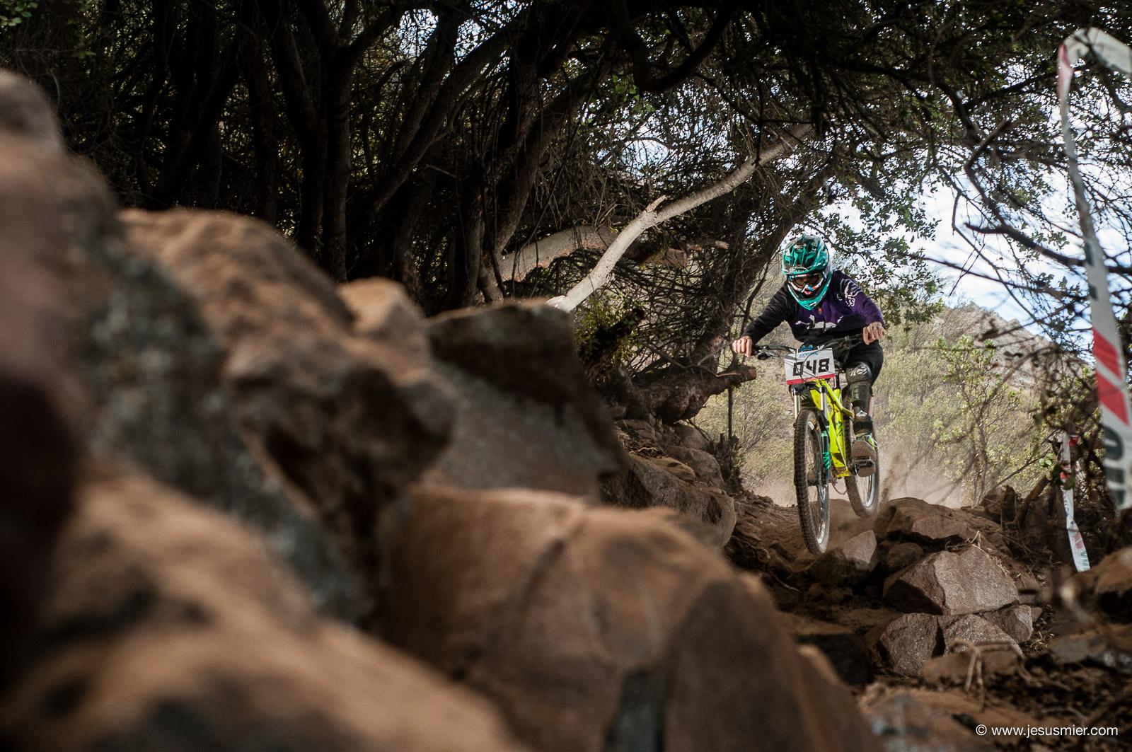 Rocatemu 2015, Rider: Erian Acevedo - Foto: Jesus Mier