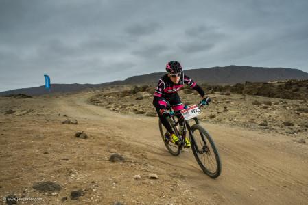Sandra Santanyes, Epica Atacama Challenge 2016. Foto: Jesus Mier