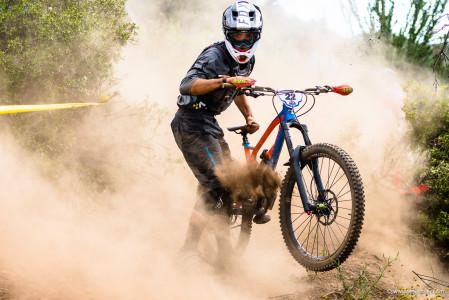 Montenbaik Enduro Series 2018 -Las Varas. Jose Pablo Paredes, PE 4 - Morro Guayacan. Foto: Jesus Mier