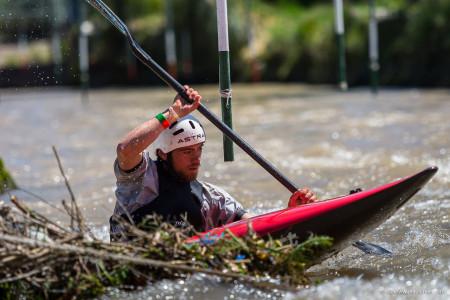 Kayak Los Andes 2017. Foto: Jesus Mier