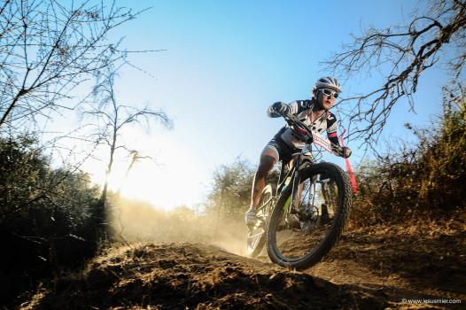 Chichi Garcia, 2da fecha Mountainbike Tour 2015. Foto: Jesus MIer