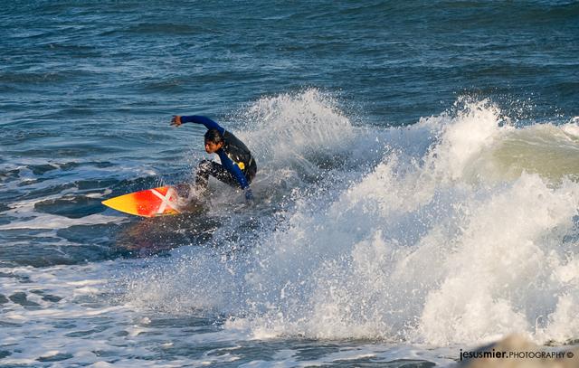 Surf en el Mediterraneo - Malaga - Marbella