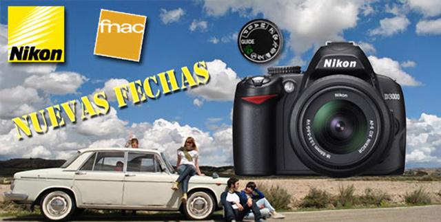 Nikon talleres fotograficos fnac-2010