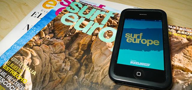 Surfeurope App