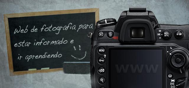 webs de fotografiapara mantenerse informado