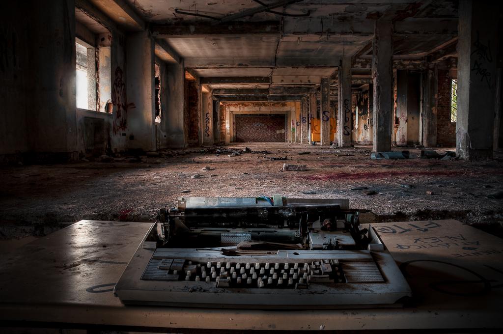 Typewriter legends