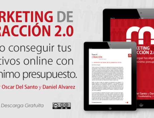 Diseño del e-Book de Marketing de Atracción 2.0