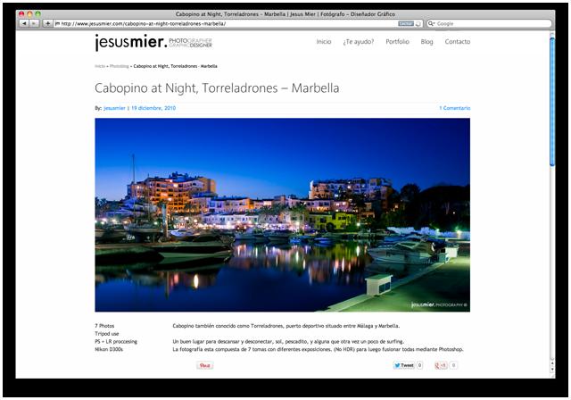 Photoblog JesusMier