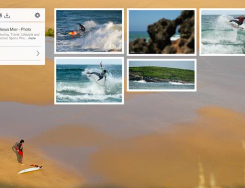 Tu porfolio de fotografía online con Iconify, Primeras impresiones