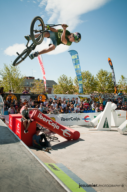 Ramp BMX