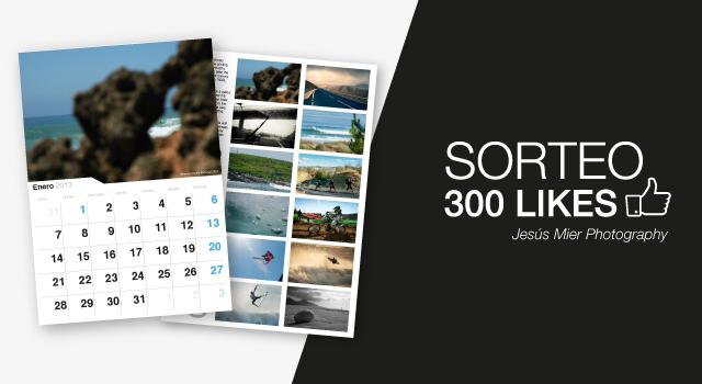 Sorteo 300 Likes Jesus Mier Photography