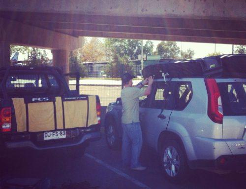 Surftrip por Chile Marzo, Instagram parte 1