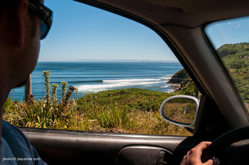 Explorando la costa Chilena. Olas al sur del mundo