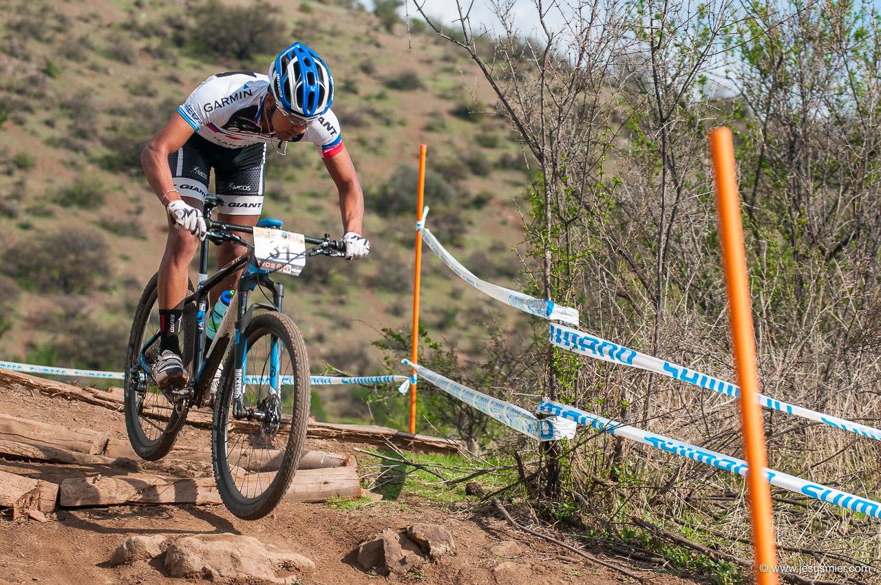 2ª Copa Alpes MTB. Ciclista: Sebastian Miranda
