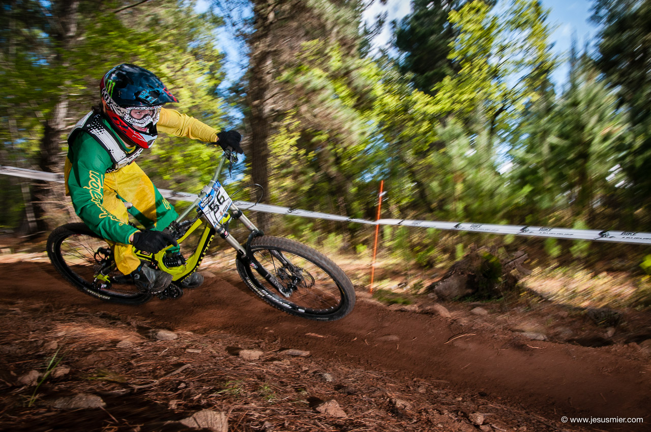 Octubre 2014 - Copa Bike Adventure 4, Angol. Rider: Ale Caerols