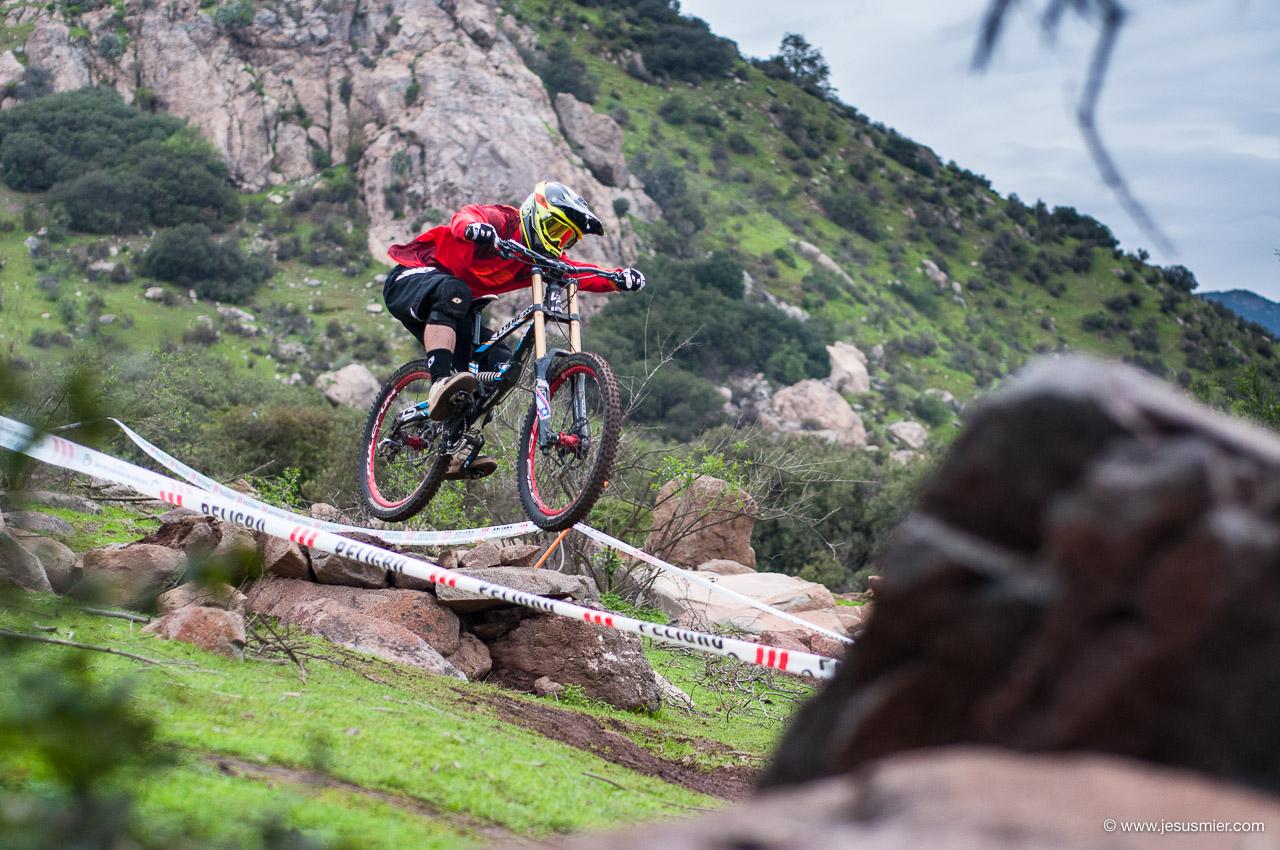 Septiembre 2014 - Rocatemu. Rider: Luis Matías