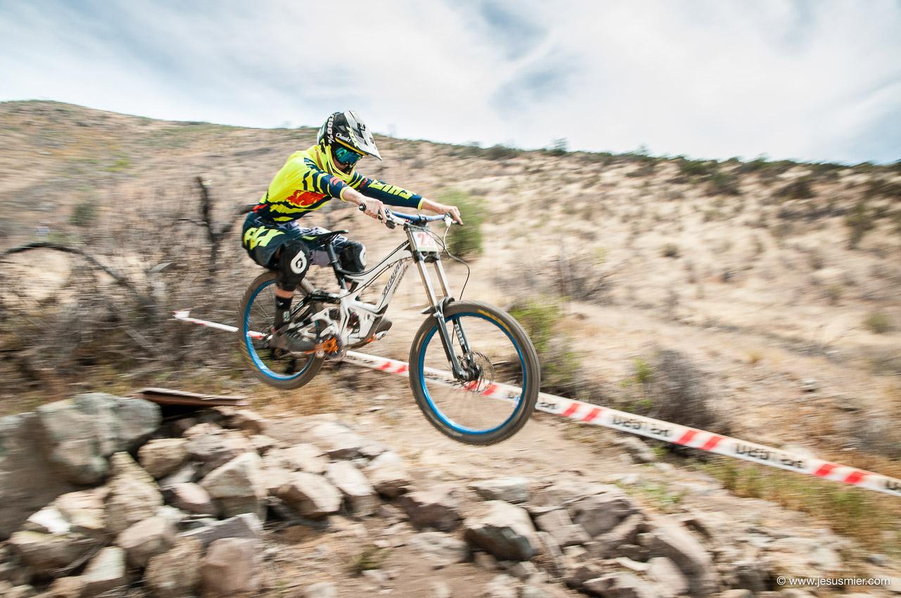 Noviembre 2014 - Polpaico Race. Rider: Diego Vargas