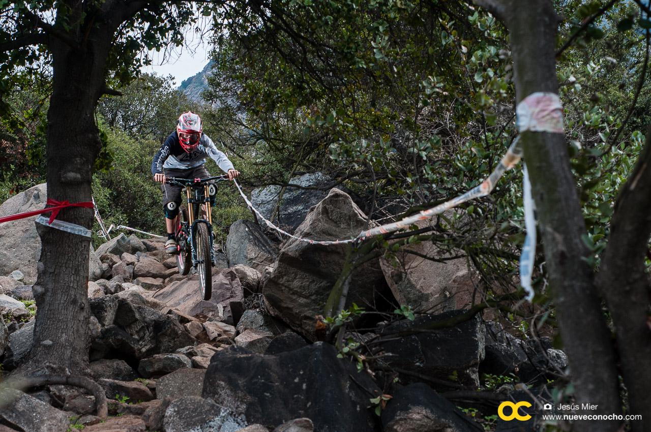 Catemu Open Race 2015, Rider: Ignacio Diaz - Foto: Jesus Mier