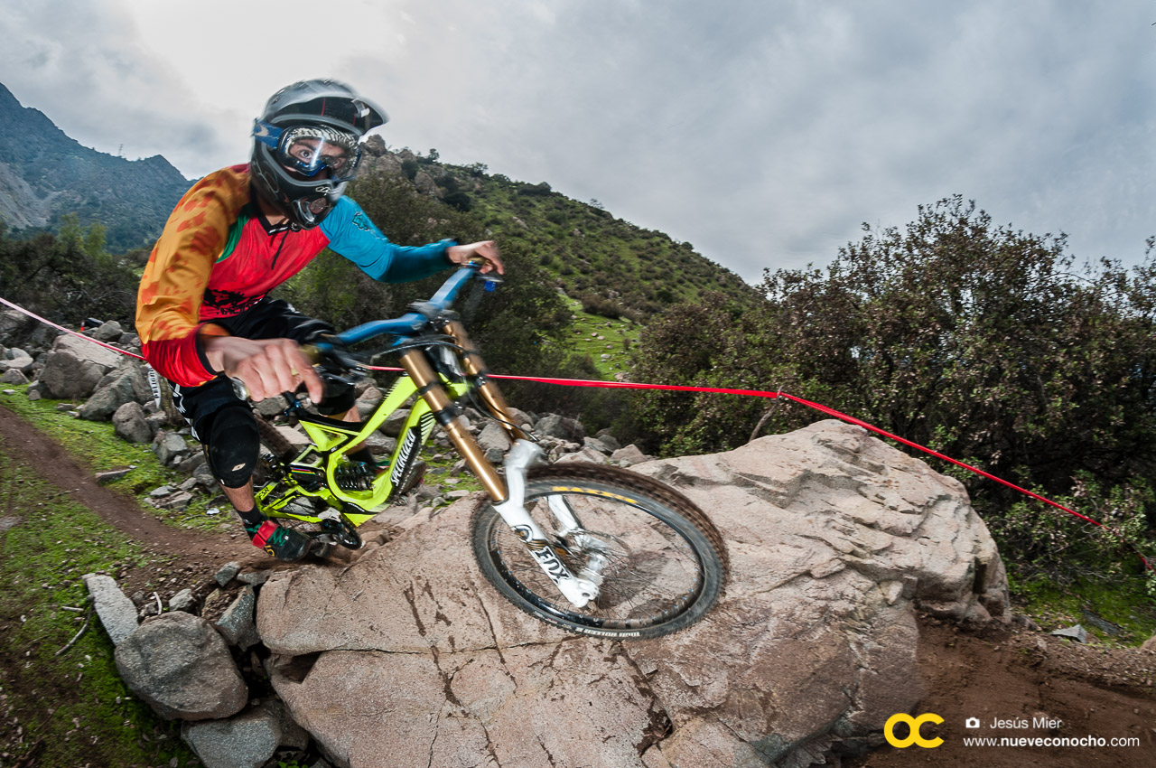 Catemu Open Race 2015, Rider:  Vicente Barnett - Foto: Jesus Mier