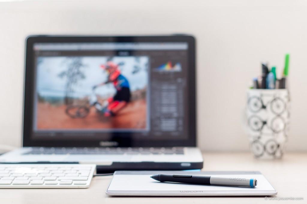 Tabletas gráficas para fotógrafos