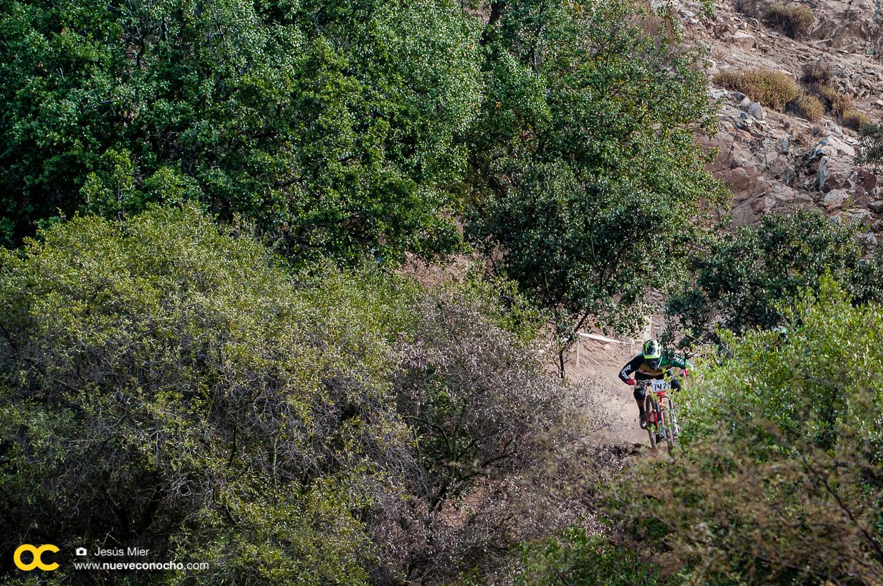 Rocatemu 2015, Rider: Milciades Jaque - Foto: Jesus Mier