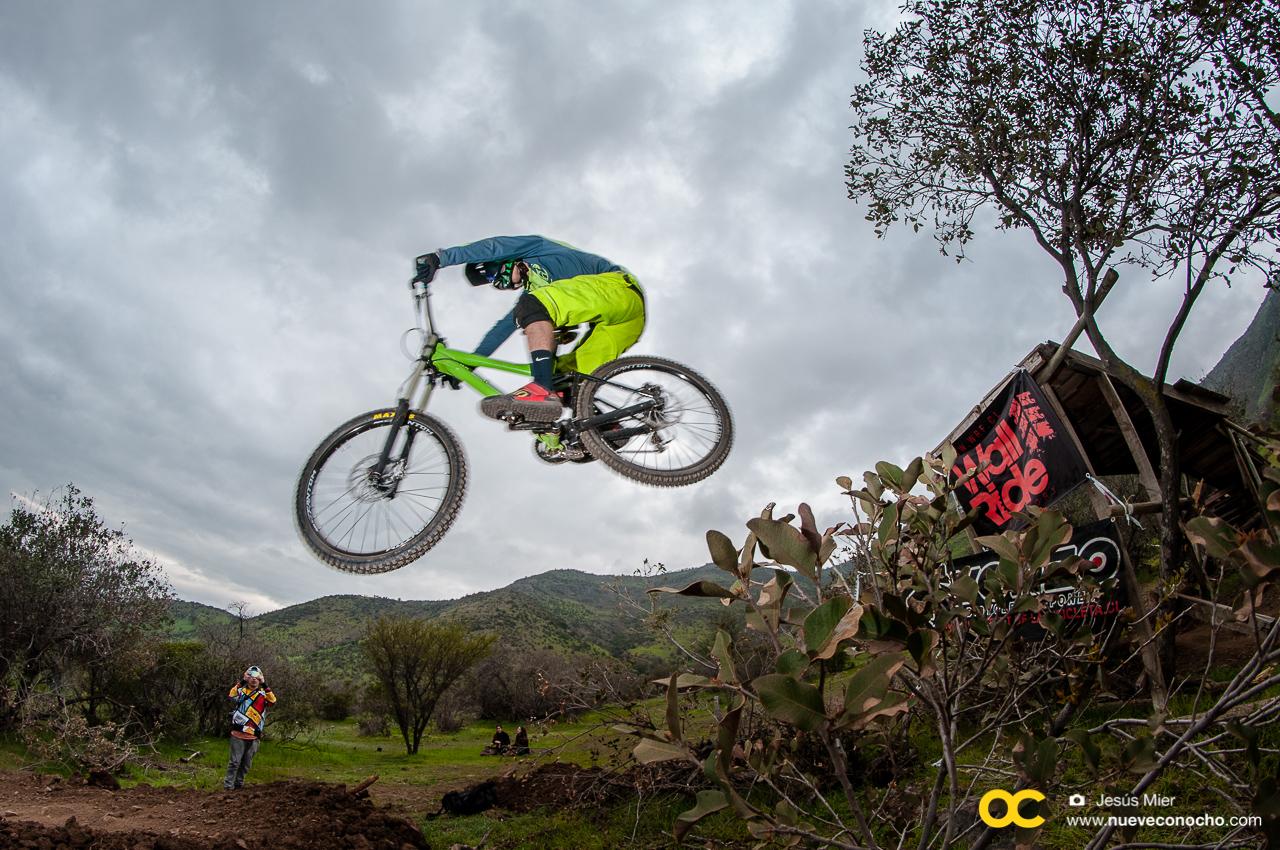 Polpaico Open Race 2015. Rider: Enzo Pizarro - Foto: Jesus Mier