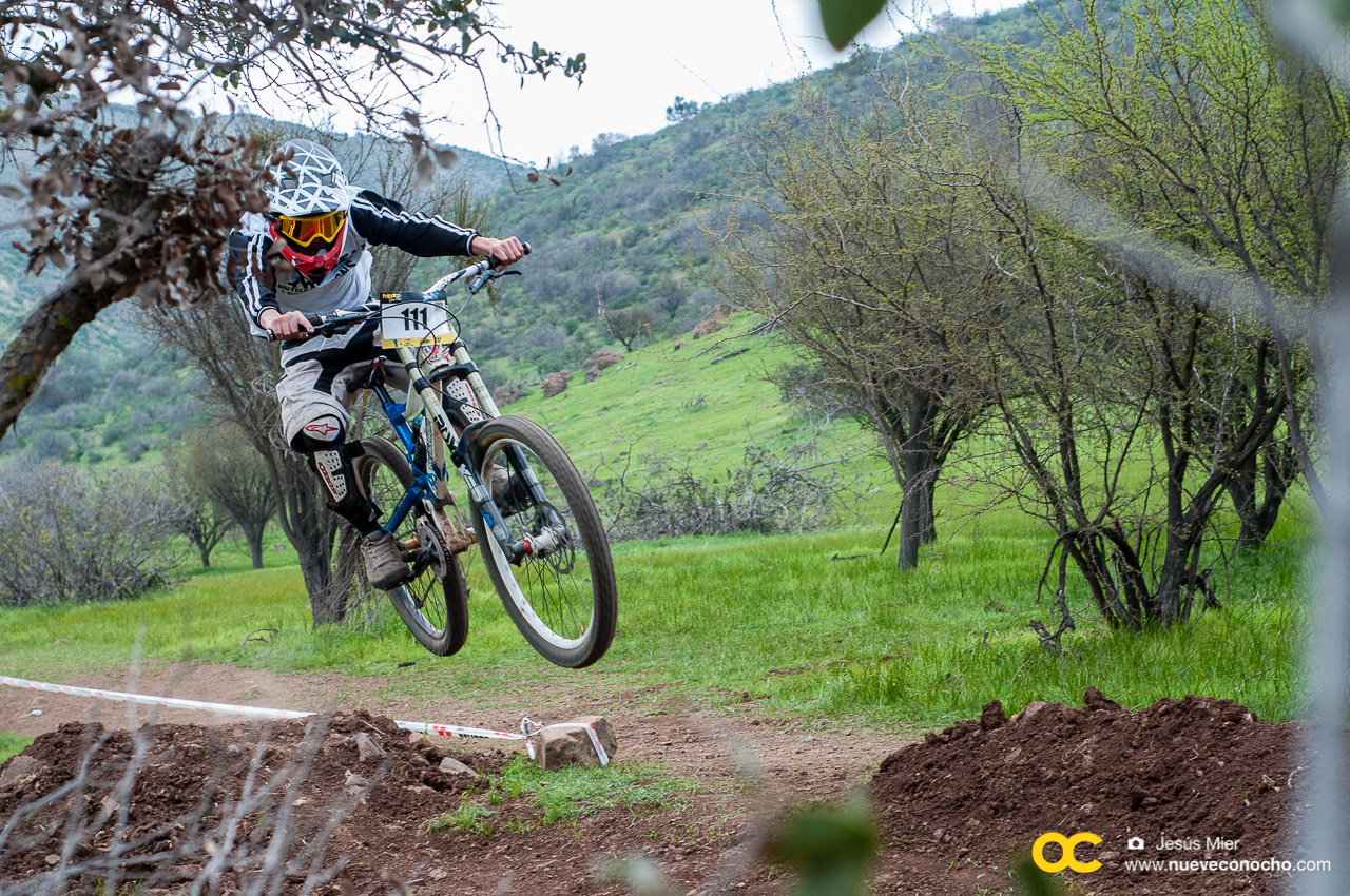 Polpaico Open Race 2015. Rider: Pedro Muñoz - Foto: Jesus Mier