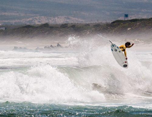 Surfeando con Tristan Aicardi en la Ballena, Febrero 2013