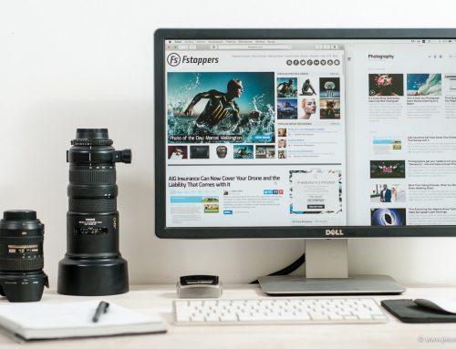 10 Webs de fotografía en inglés que debes conocer.