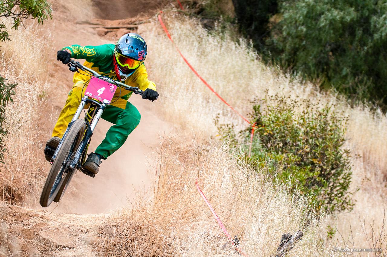 Master of Time, La Calera 2014. Rider: Ale Caerols Foto: Jesus Mier