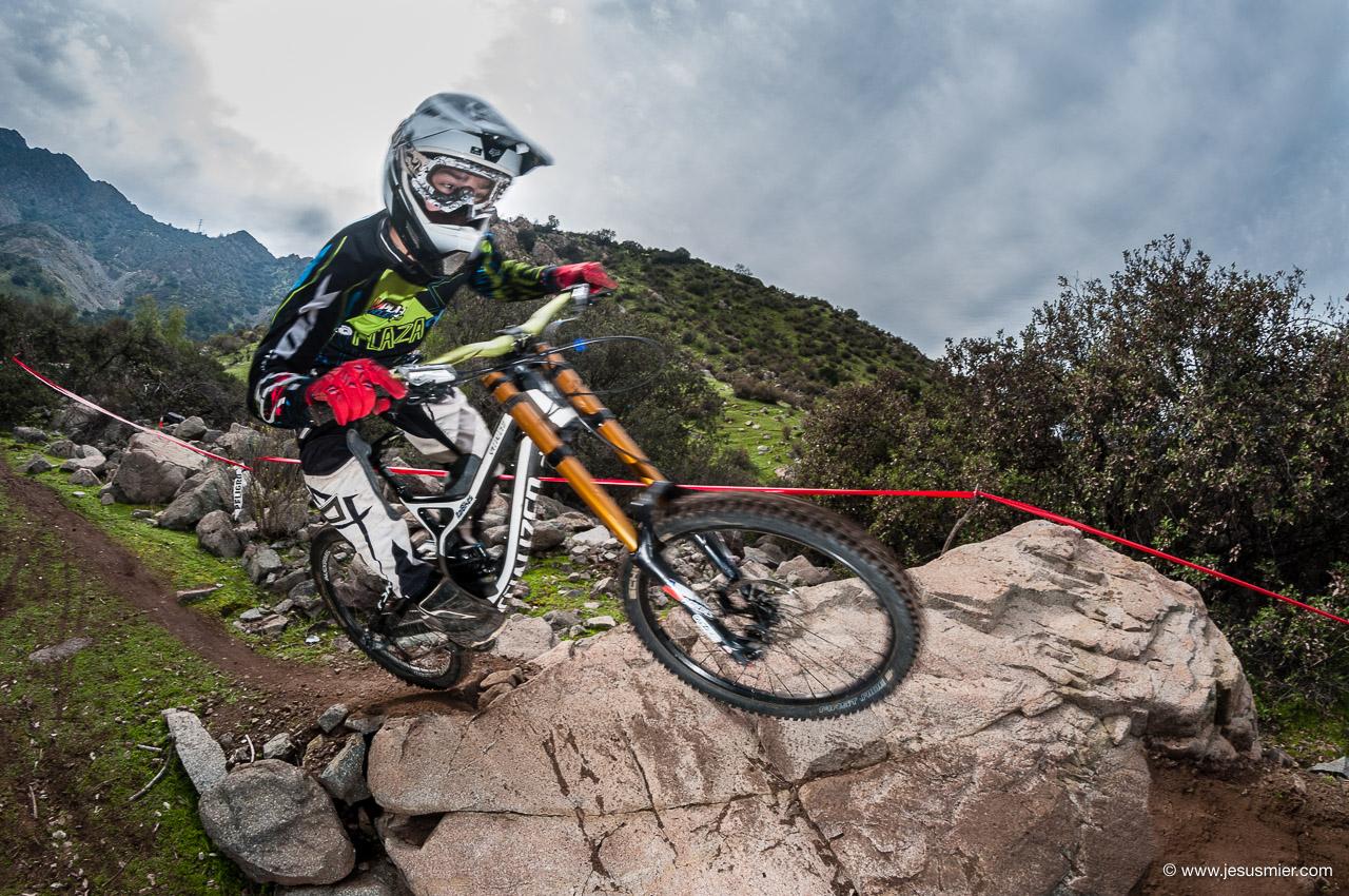 Catemu Open Race 2015. Rider: Matias Paredes Foto: Jesus Mier