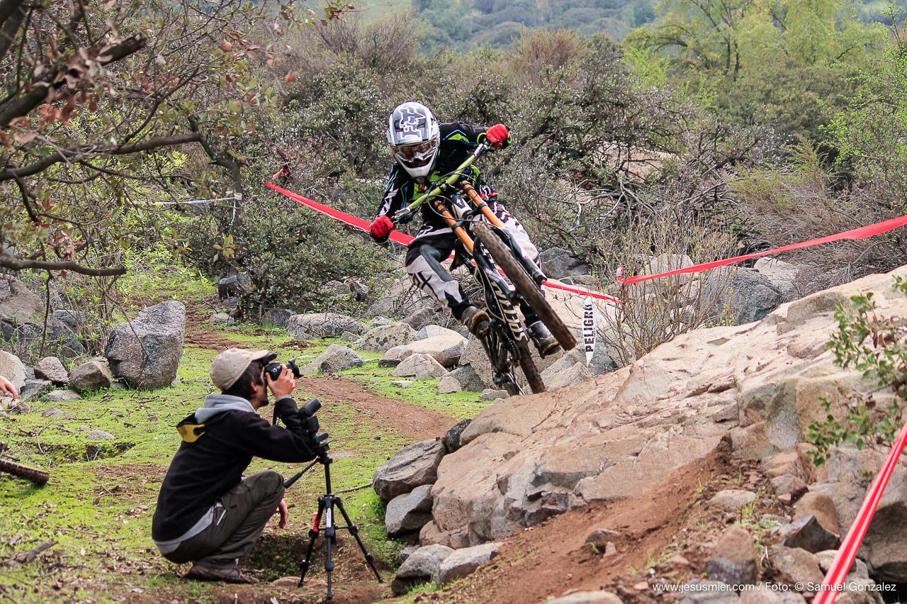 Detrás de cámara - Catemu Open Race 2015