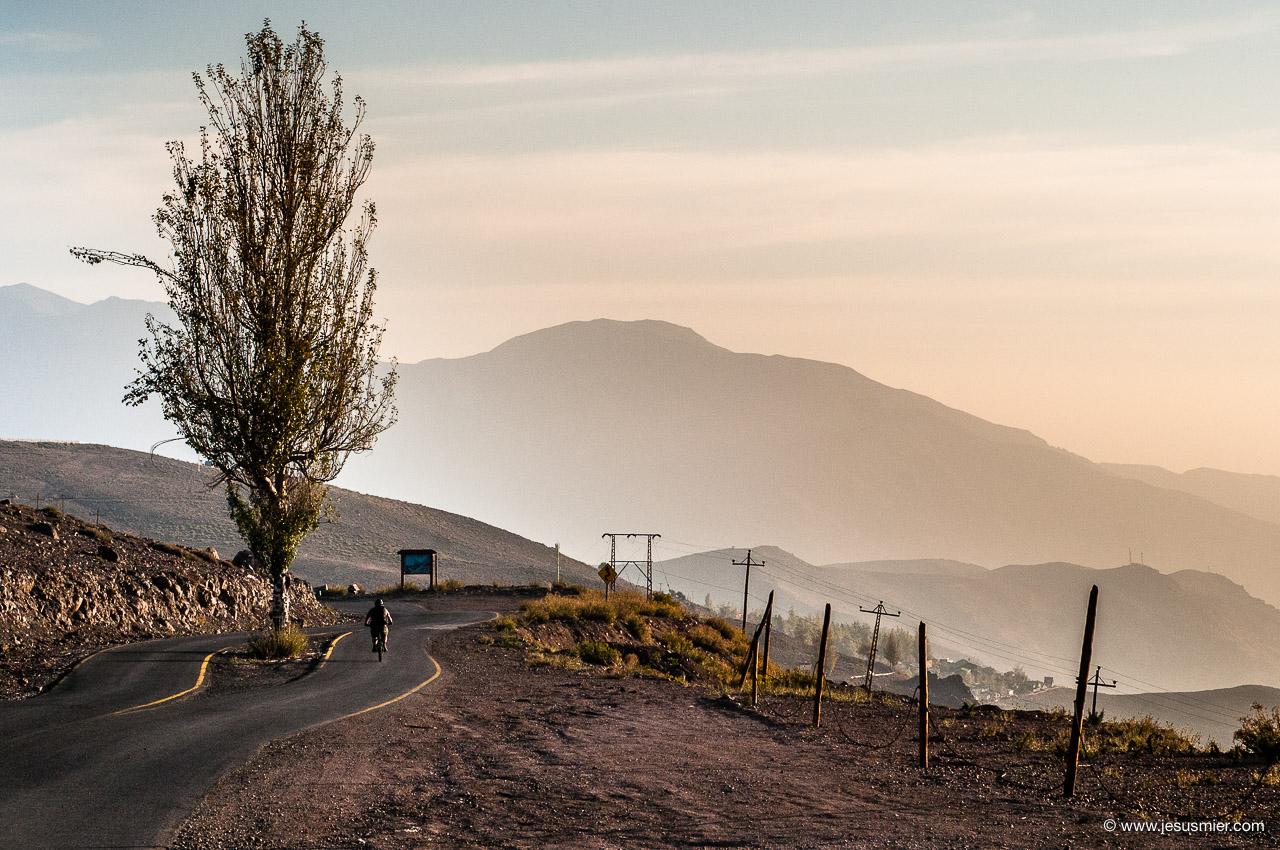 Omar Salas, DirecTv Super Downhill 2015. Foto: Jesús Mier